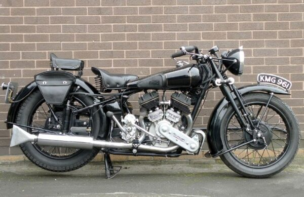 BROUGH SUPERIOR SS80 1924
