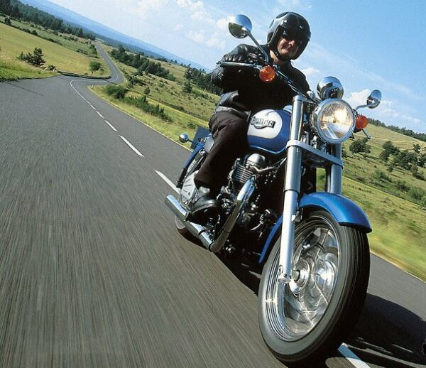 Triumph motorcycles: a triumphant march of motorcycle empire legends