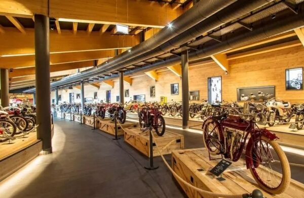 Motorbike museum destroyed by fire to be rebuilt